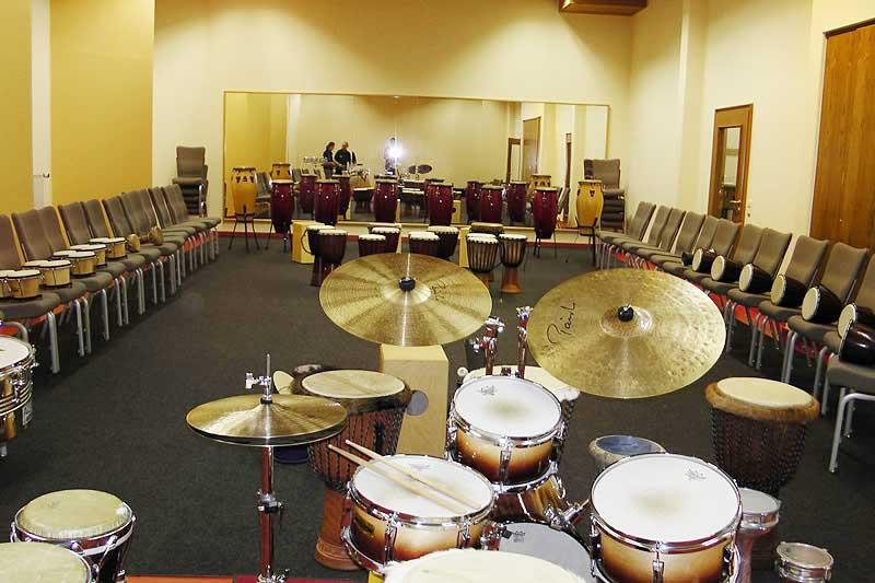 Drum-Auswahl