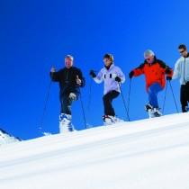 Schneeschuh-Trekking