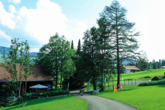 Event Stadel Oberstaufen Allgäu Teamevents Natur Sommer Berge Hochgrat
