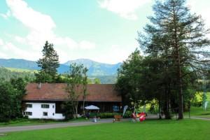Event Stadel Alpen Allgäu Oberstaufen Firmenevent Hüttenabend