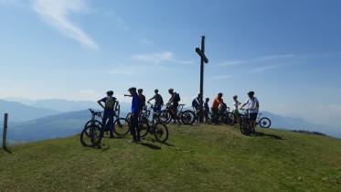 E-Bike: Team-Tour im Allgäu