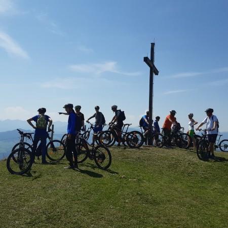 E-Bike Gruppentour Gipfel Erlebnis